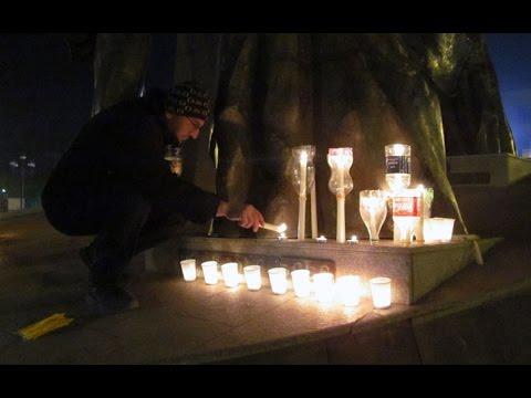 Трагедия в Гюмри (Армения)