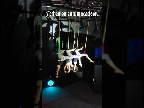 The Momentum Academy Halloween Circus Show 2019