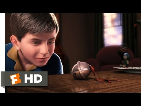 The Polar Express (2004) - Believer's Bell Scene (5/5) | Movieclips