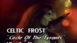 Celtic Frost Circle Of The Tyrants