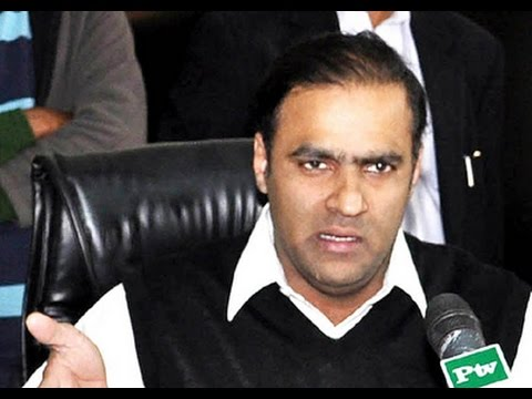 Minister of Water and Power Abid Sher Ali mother admitted to hospital