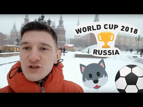 Danny's World Cup City Guide - Moscow