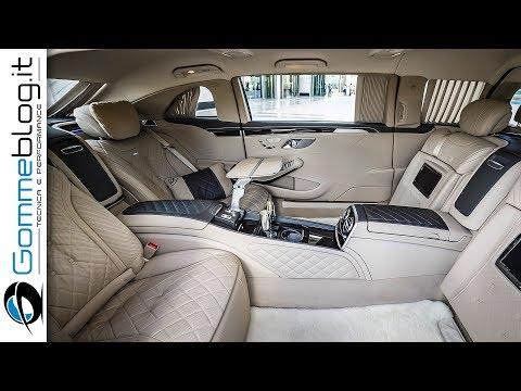 CAR INTERIOR - TOP 10 LUXURY REAR SEATS