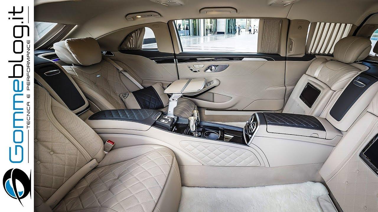 Car Interior Top 10 Luxury Rear Seats