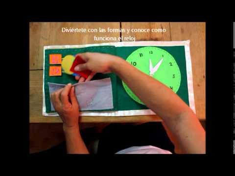 Libro did ctico juego y aprendo 2 youtube - Donde comprar pintura para tela ...