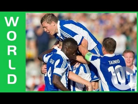 HJK Helsinki Football Club on Trans World Sport