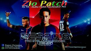 PES 2018 PS3 ZIO PATCH Winter 17-18 [LINK]