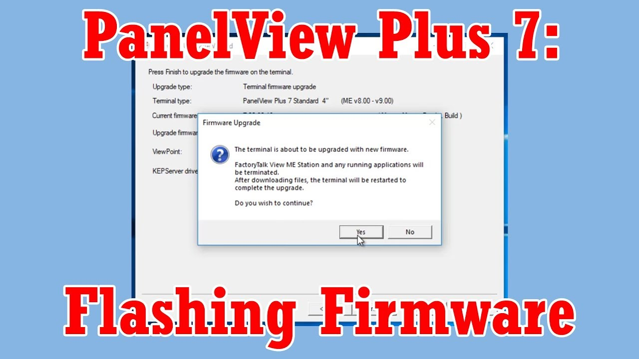 panelview plus 1000 latest firmware