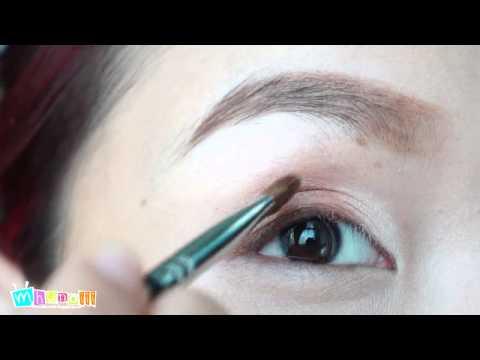 How To : วิธีแต่งตาแบบเบสิก 2 วิธี คัดเบ้าตาและสโมคกี้อาย