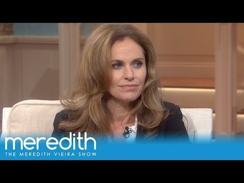 Amy Brenneman's Fight For Planned Parenthood  The Meredith Vieira