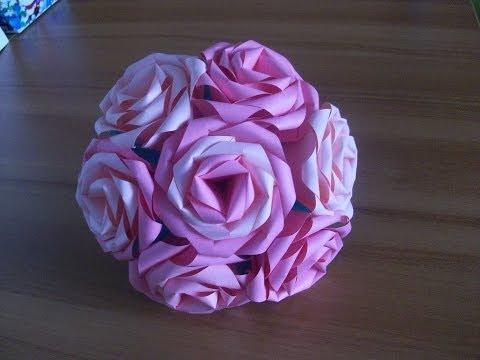 Цветы - схемы оригами - Из Бумаги - Страница 2 из 4