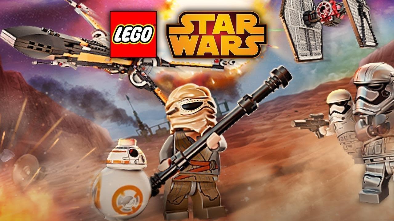 Darmowe Gry Online Lego Star Wars Rebelianci Youtube