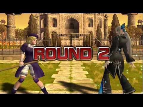KoF: Maximum Impact 2 - Lilly Kane Playthrough (Hard)
