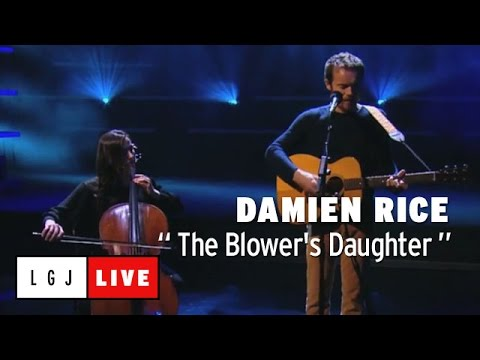 Damien Rice - The Blower's Daughter - Live du Grand Journal