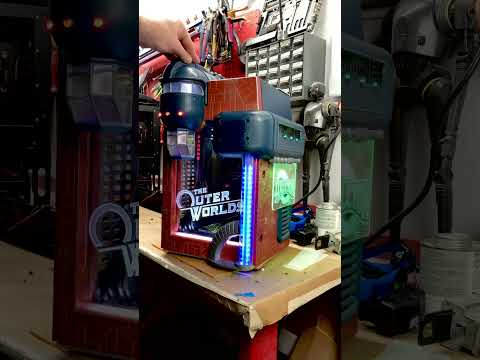 Outer Worlds Game PC Case Mod thumbnail