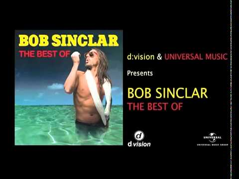 BOB SINCLAR - Best Of Bob Sinclair [MEGAMIX]