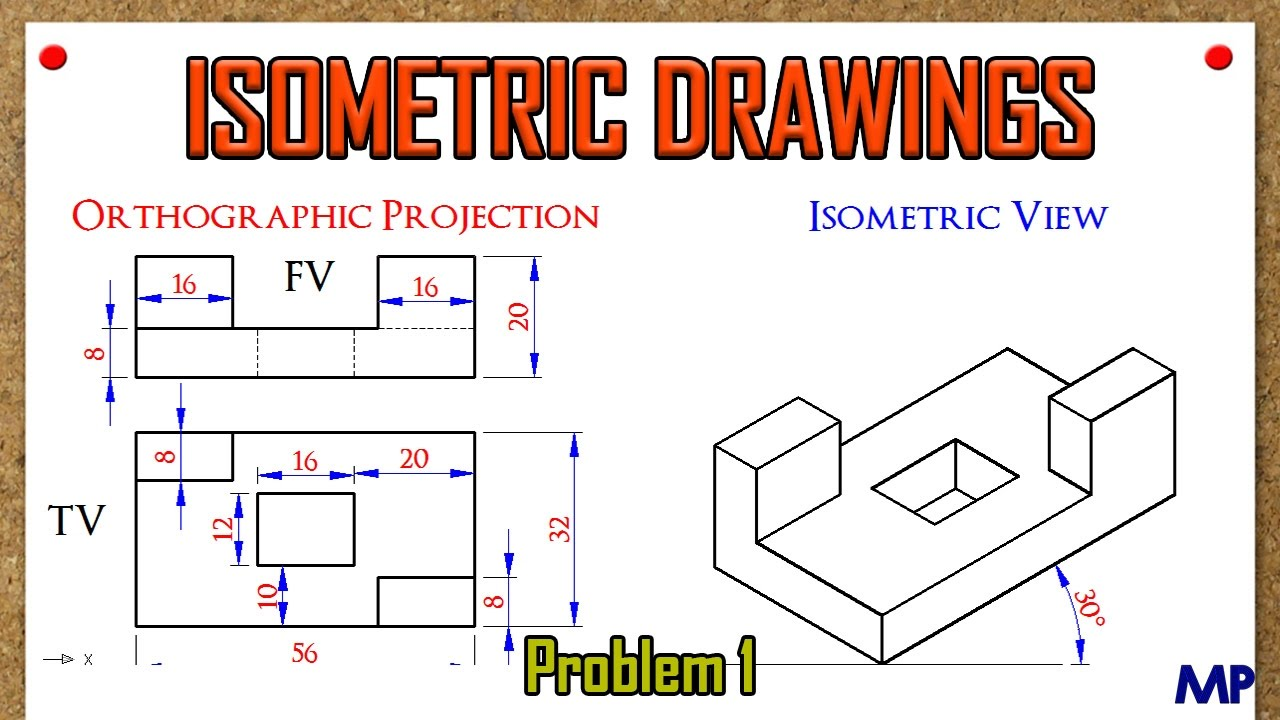 how to draw piping isometrics by hand