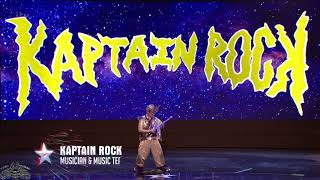 Britains Got Talent 2018 Kaptain Rock Full Audition S12E02
