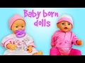 Video for girls with Reborn Baby dolls for girls.