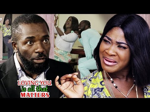 Loving You Is All That matters 3&4 -Mercy Johnson 2018 Latest Nigerian Nollywood Movie/African Movie