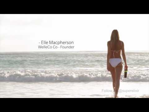 Elle Macpherson's SUPER ELIXIR - All you need in one daily natural multivitamin