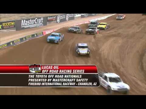 Lucas Oil Off Road Racing - 2011 - Round 1 - Pro 4 Unlimited & Pro 2 Unlimited
