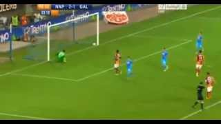 Cimbom dan Tatsız Prova  ||  Napoli 3-1 Galatasaray Highlights & All Goals 29.07.2013