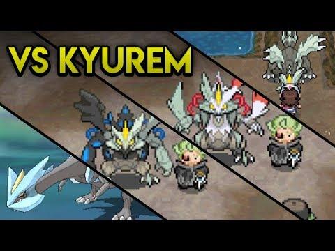 Evolution of Kyurem Battles (2011 - 2017)