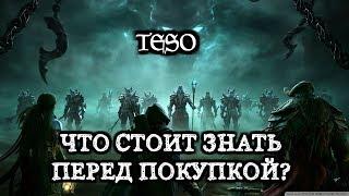 The Elder Scrolls Online - Что стоит знать перед покупкой игры ?