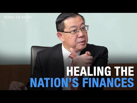 BEHIND THE STORY: Healing the nation's finances