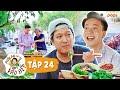 """Muốn Ăn Phải Lăn Vào Bếp Mùa 2 - tập 24: """"Thánh lươn lẹo"""" ST. Sơn Thạch chơi chiêu độc khiến Trường Giang khổ đủ đường"""