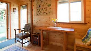 Tiny House On A Tiny Farm In Victoria, British Columbia Absolutely Small House Design