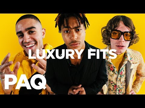 How to wear Gucci, CDG and Margiela: LUXURY FIT CHALLENGE | PAQ Ep #59 | A Show About Streetwear