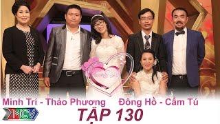VỢ CHỒNG SON - Tập 130   Thảo Phương - Minh Trí   Đông Hồ - Cẩm Tú   31/01/2016