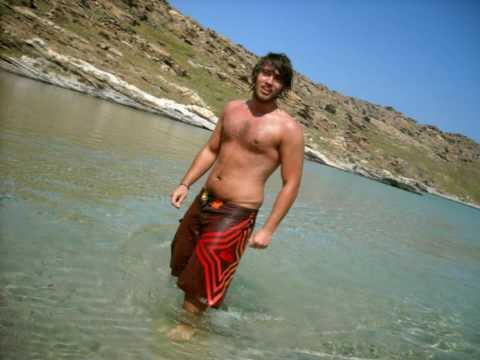 Monastiri Beach-Paros island-Cyclades-Greece (HQ)