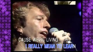 How Deep Is Your Love - Bee Gees (Karaoke-Videoke♪)