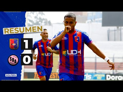 Alianza Huanuco Sport Boys Goals And Highlights