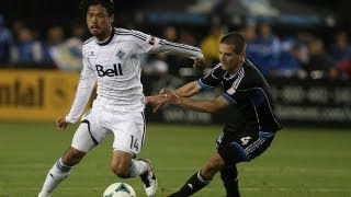 HIGHLIGHTS: San Jose Earthquakes vs. Vancouver Whitecaps | April 6, 2013