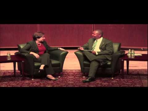 A Conversation with Justice Elena Kagan