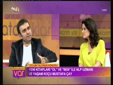 Mustafa Çay Tv8'de Oylum Talu'nun Konuğu