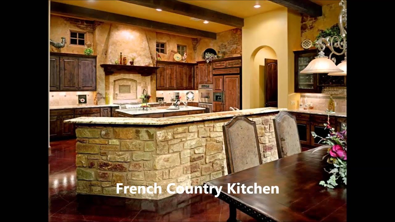 country style kitchen ideas awesome country kitchen design inspiration for your own home youtube - Country Style Kitchen