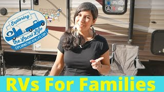 7 FAMILY-FRIENDLY RVs for 2020 - Full-Time RV Living with Kids