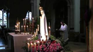 Regina Prophetarum: Sermon by Mgr. Jeremy Fairhead.  A Day With Mary