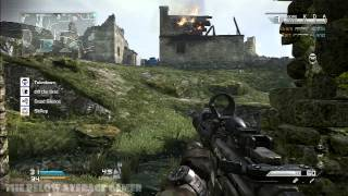 Call of Duty Ghosts PS3 Local Play is REALLY FUN!!!!