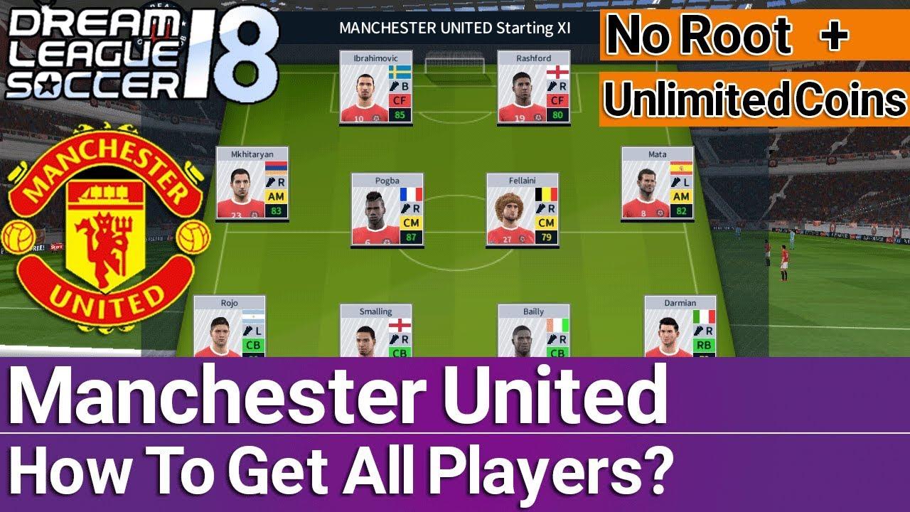 f1ed33499b5 Dream League Soccer 2018