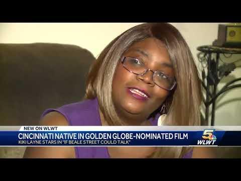Cincinnati native in Golden Globe-nominated film