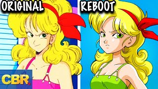 10 Dragon Ball Characters Who Desperately Need A Reboot