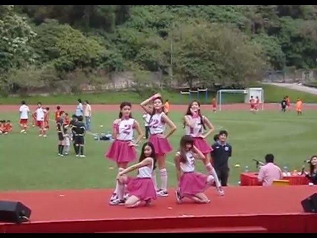 李雯希練習生時期 - Wonder Girls