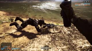 Battlefield 4: Burning some faces off with the repair tool!