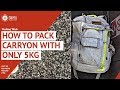How to Pack Carryon with Only 5kg: Packing Hack